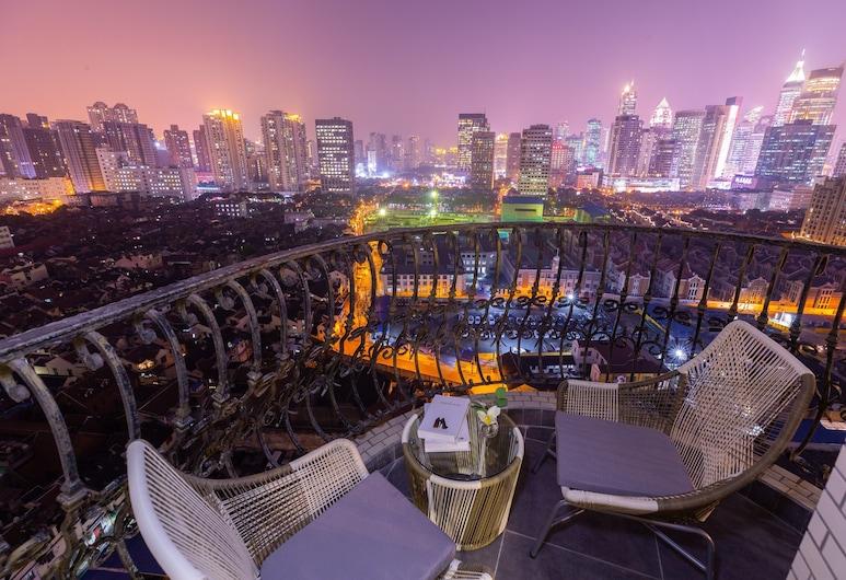 【T35】黃浦區 - 河南南路, 黃浦區, 4房2廳2衛公寓, 陽台