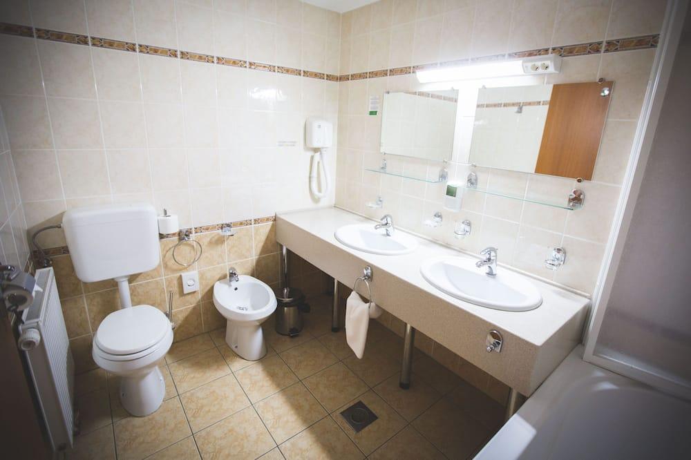 Apartament typu Suite, 1 sypialnia - Łazienka
