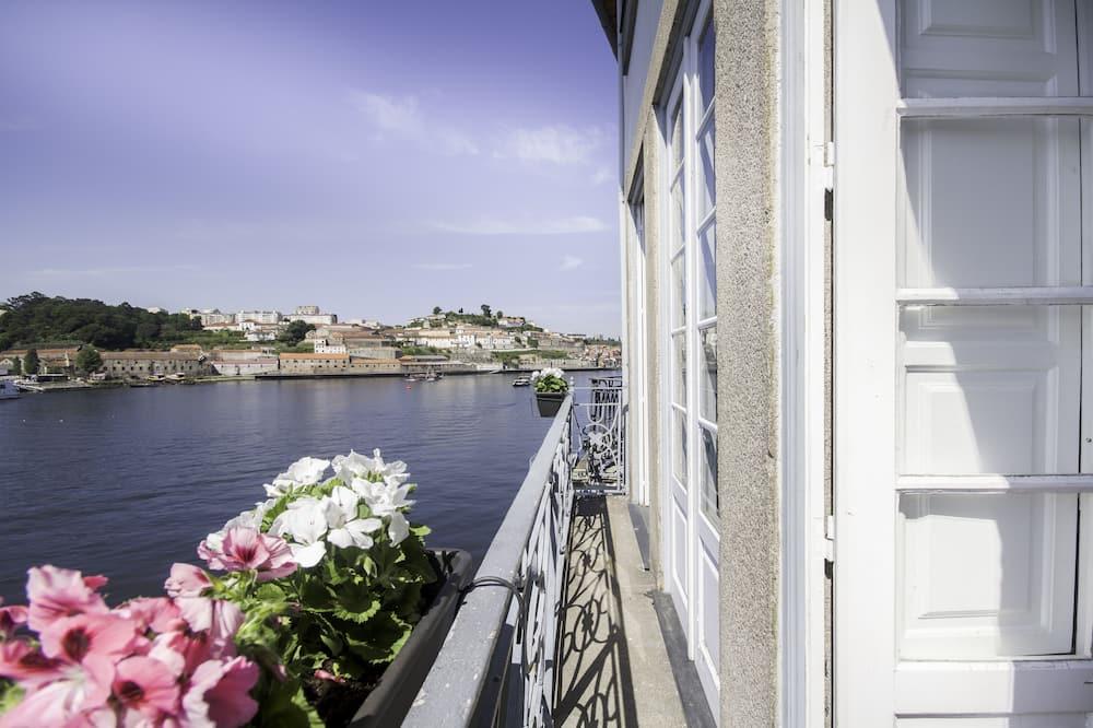 Apartment, 1 Schlafzimmer, Flussblick - Balkon