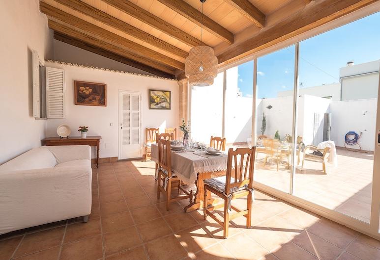 Can Picafort Magallanes by Alquilair, Santa Margalida, Ferienhaus, 4Schlafzimmer, Terrasse, Wohnbereich