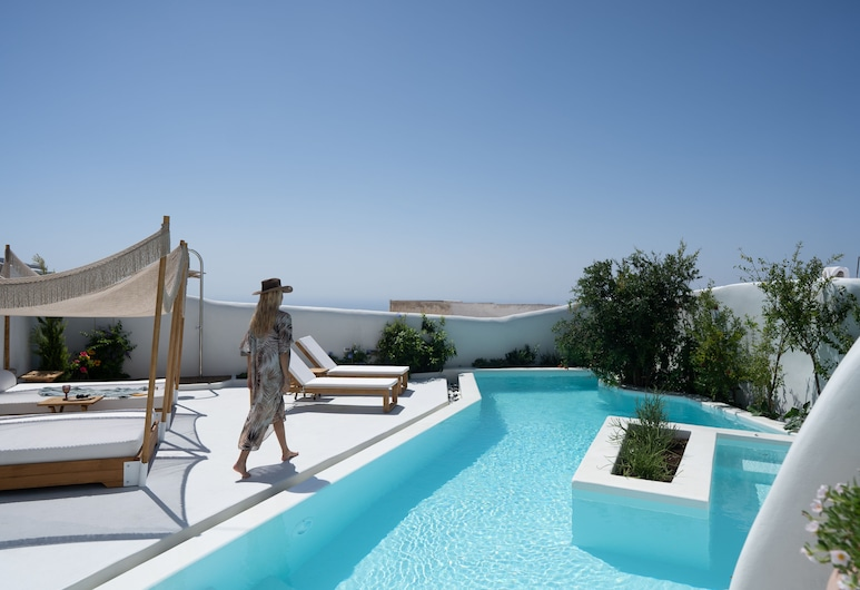 Bliss Mansion, Santorini