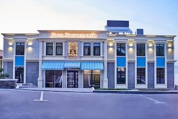 Foto van Boutique Hotel Dacha Lanjeron in Odessa