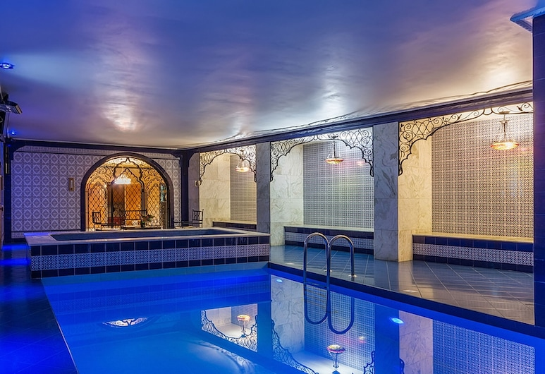 Novichok, Moscow, Indoor Pool