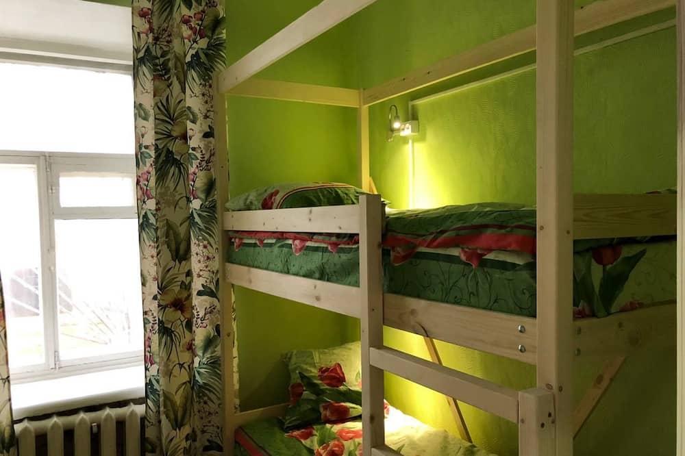 Ortak Ranzalı Oda (bunk bed) - Oturma Alanı