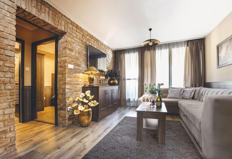 Komló Hotel Gyula, Gyula, Deluxe Room, Guest Room