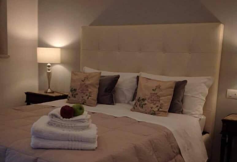 SanGregorio Luxury Suite, Palermo, Deluxe Tek Büyük Yataklı Oda, Oda