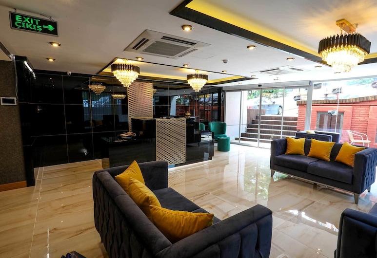 Grand Elmira Suites, Istanbul, Lobby Lounge