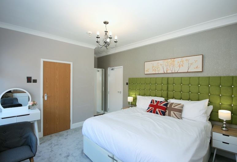 Brick Lane Guest House, London, Comfort Double or Twin Room (102), Guest Room
