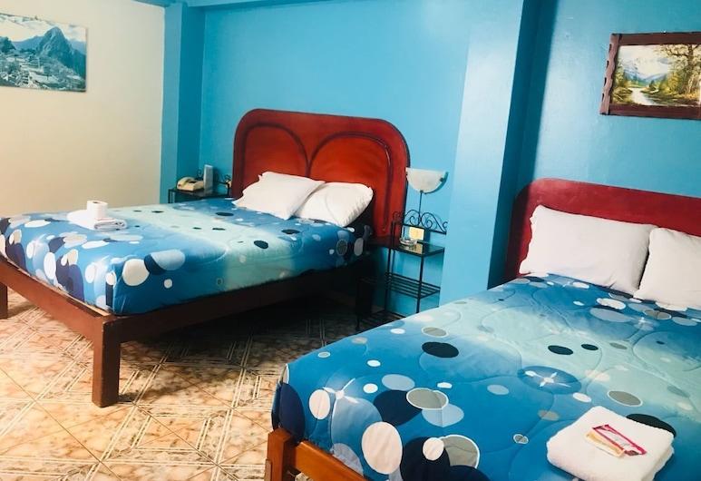 Paradise Hotel Benavides, Lima, Chambre Familiale, Chambre
