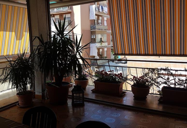 B&B Visconti, Rím, Terasa