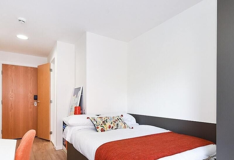 The Towpath- Campus Accommodation, Chester, Double Room (3/4 Size Small Double bed), Guest Room