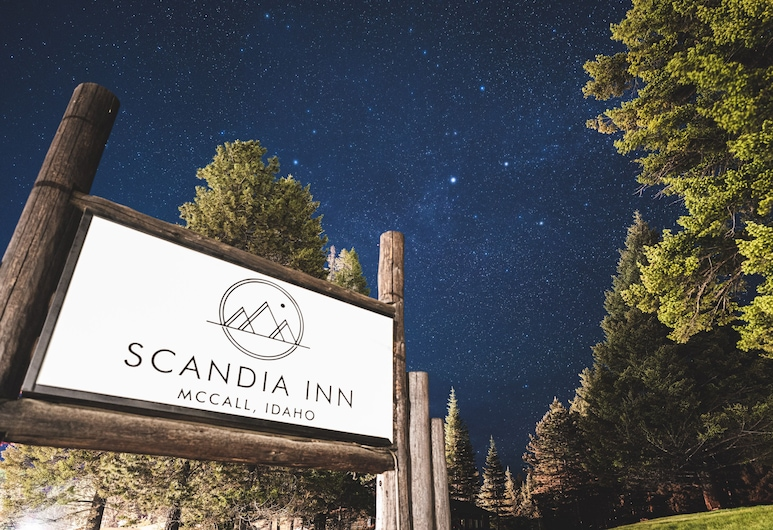 The Scandia Inn, McCall
