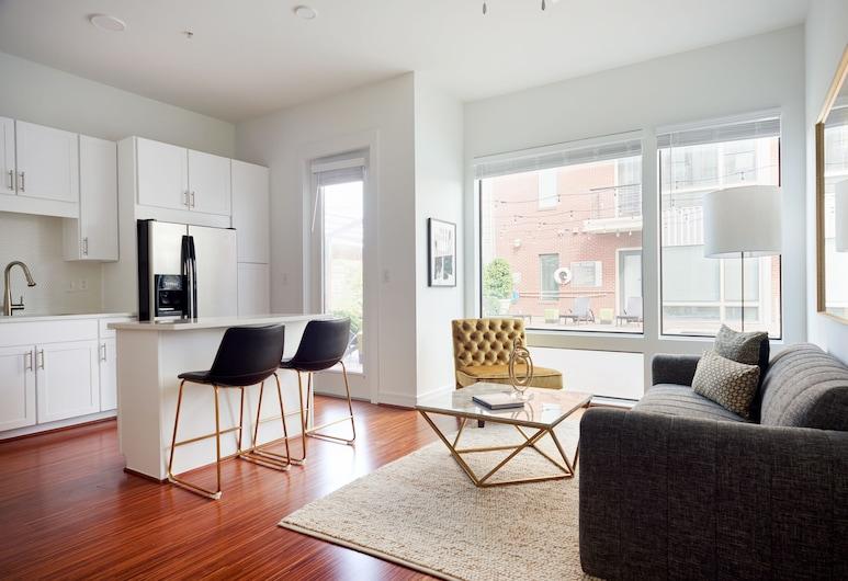 Sonder - Sawyer Lofts, Dallas, Living Area