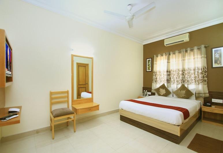 藍月木屋旅館, 邦加羅爾, 經典客房, 1 張加大雙人床, 客房
