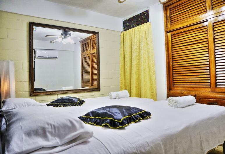 My Kasa, Havanna, Economy-Apartment, 2Schlafzimmer, Zimmer