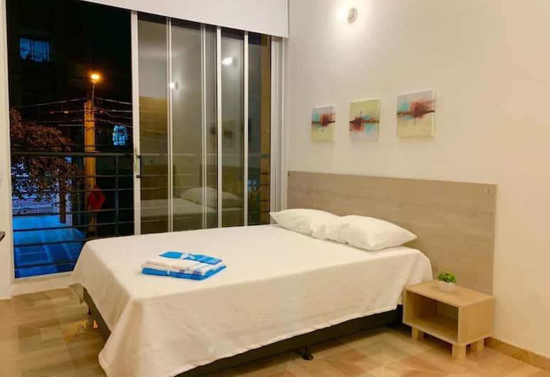 Apartamentos MED, Medellin, Lägenhet City, Rum