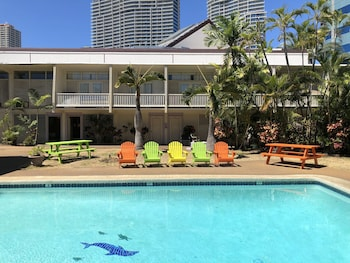 Picture of Pagoda Waikiki in Honolulu