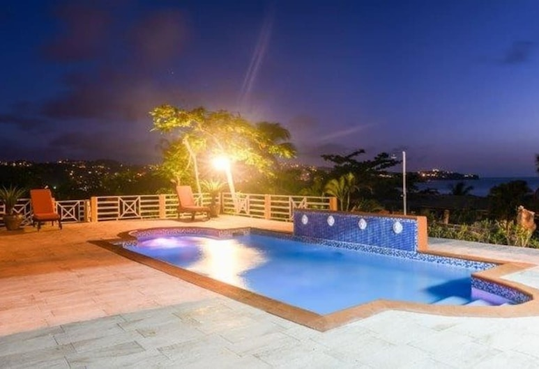 Villa Wally, Gros Islet, Outdoor Pool