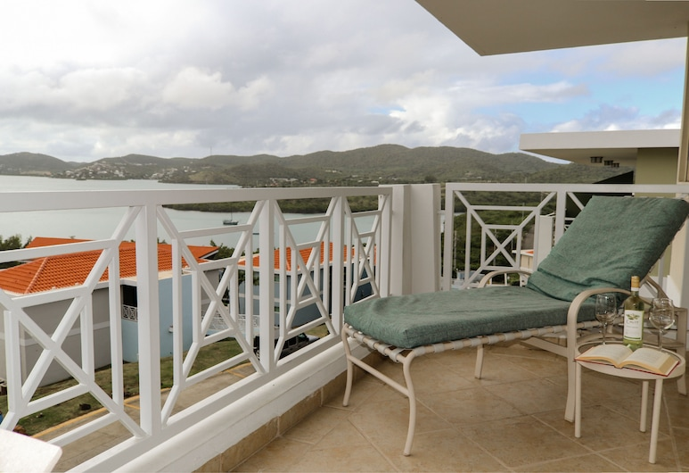 Costa Bonita Private Villa 604, Culebra, Aukštesnės klasės vila, 1 miegamasis, vaizdas į vandenyną, Terasa / vidinis kiemas