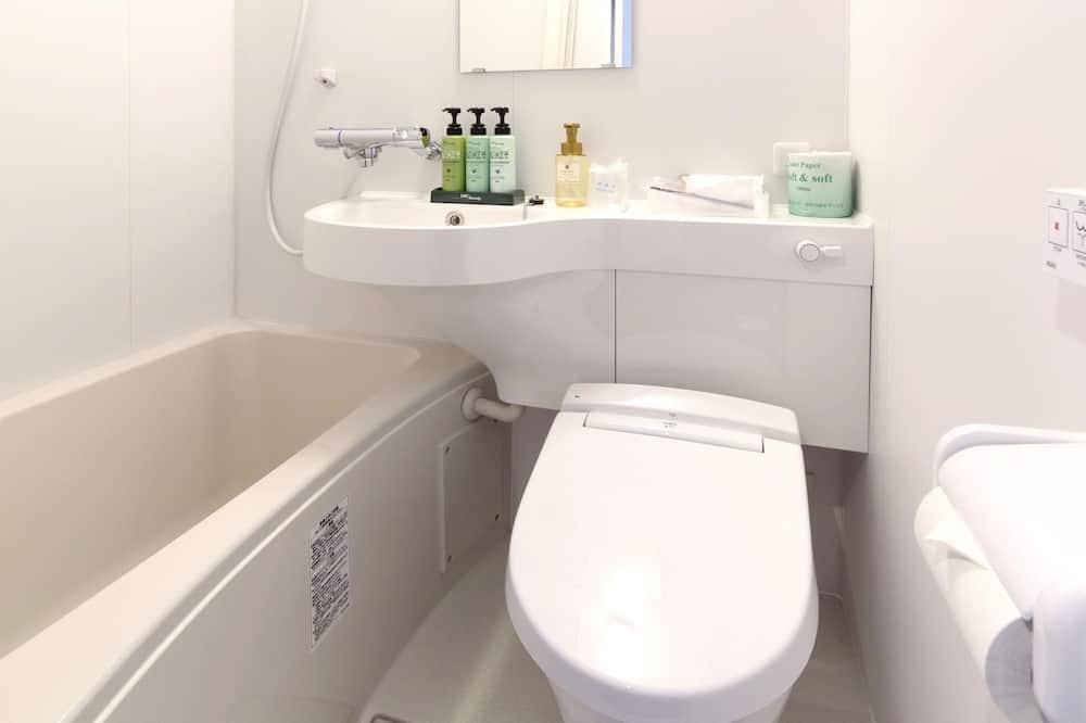 Dvokrevetna soba, za nepušače - Kupaonica