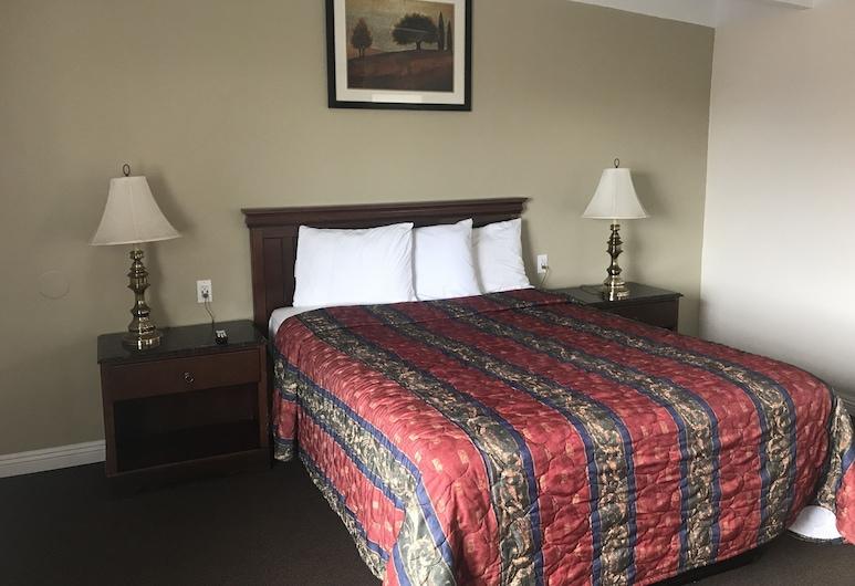 Ventura Beach House Motel, Ventura, Ühetuba, 1 lai voodi, Tuba