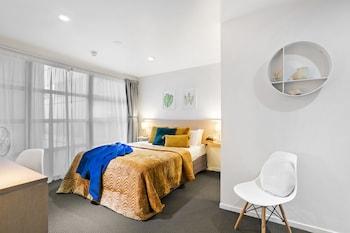 Foto del Decorated Central City Apt w 2 Bathrooms en Auckland