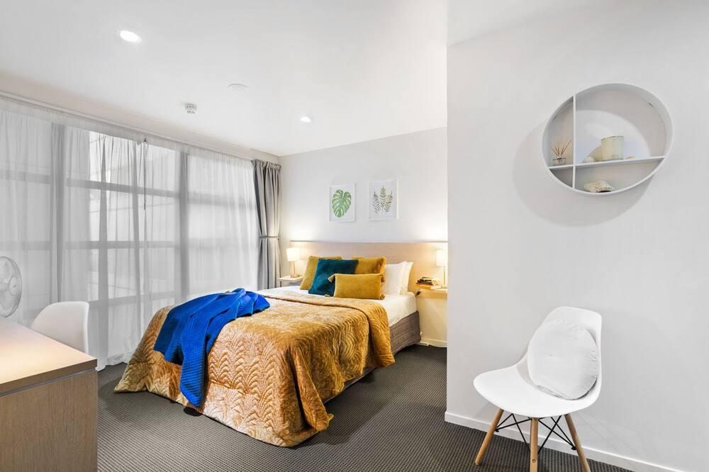 Căn hộ, 1 giường cỡ queen - Phòng