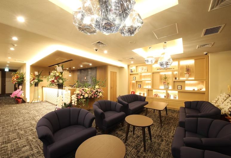 名古屋站旅館酒店, Nagoya, 大堂閒坐區
