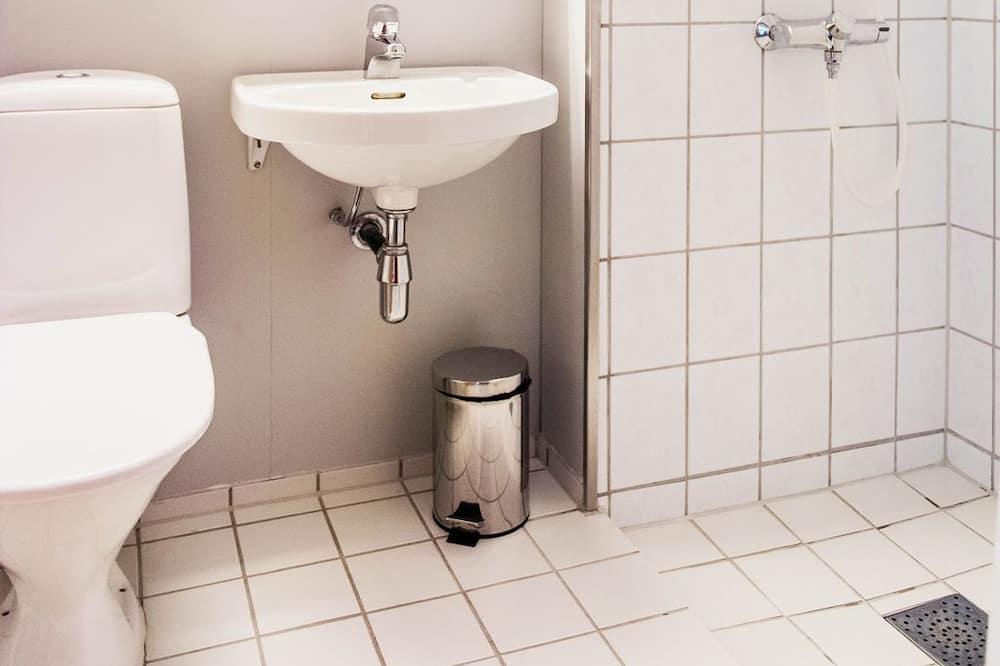 Familiekamer - Badkamer