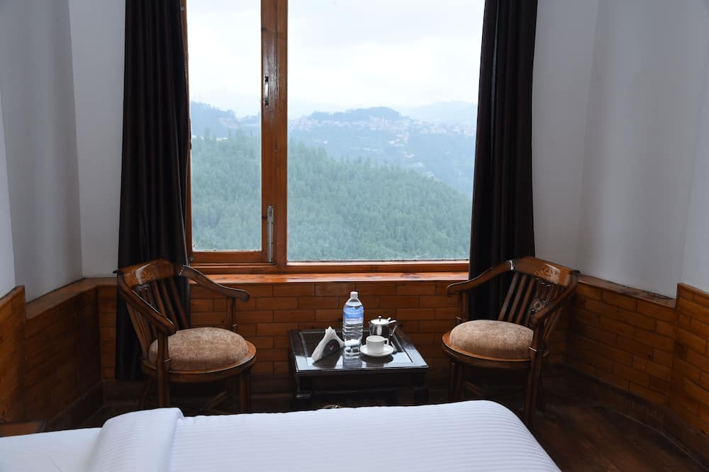 Tuba, vaade mägedele - Vaade toast