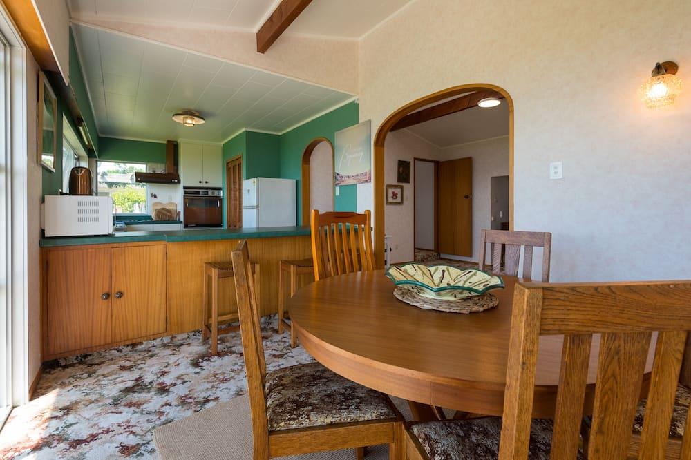 Huis, 4 slaapkamers - Eetruimte in kamer