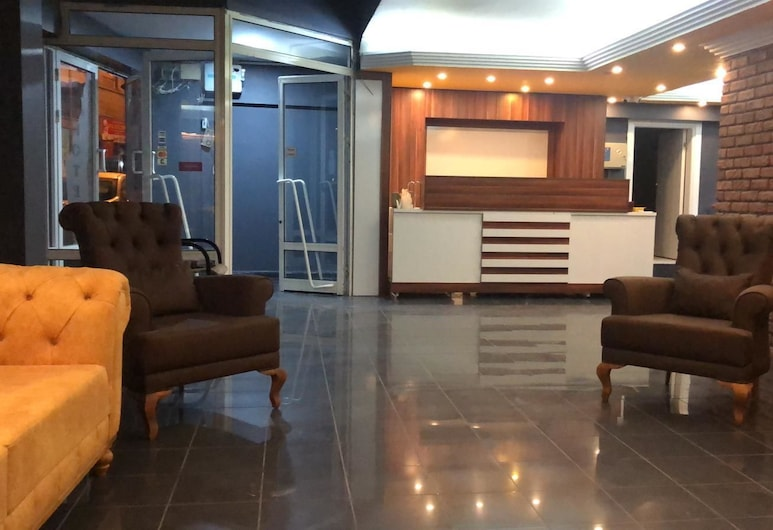 Kuzey Suit Otel, Corlu, Lobby