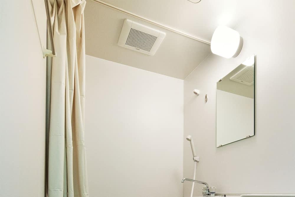 Einzelzimmer, Raucher (Japanese Western Style) - Badezimmer