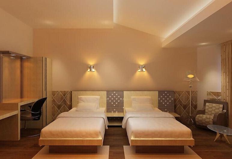 Palm Village Resort, Kalkāta, Paaugstināta komforta numurs, Viesu numurs