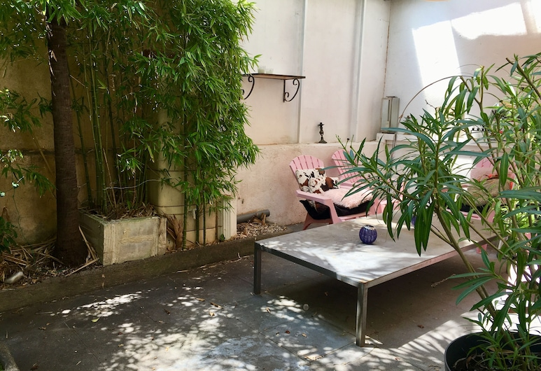 Courtyard Cannes, Cannes, Tuin