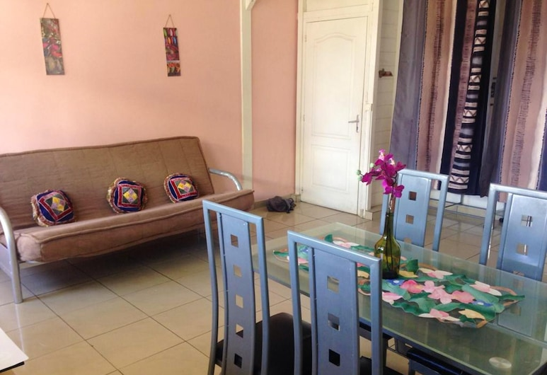 Studio in Le Gosier, With Wonderful sea View, Balcony and Wifi - 600 m From the Beach, Le Gosier
