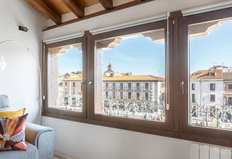 Apartamentos Ejemplares, Alcala de Henares, Apartment, 1 Bedroom (La Gran Sultana), Living Area