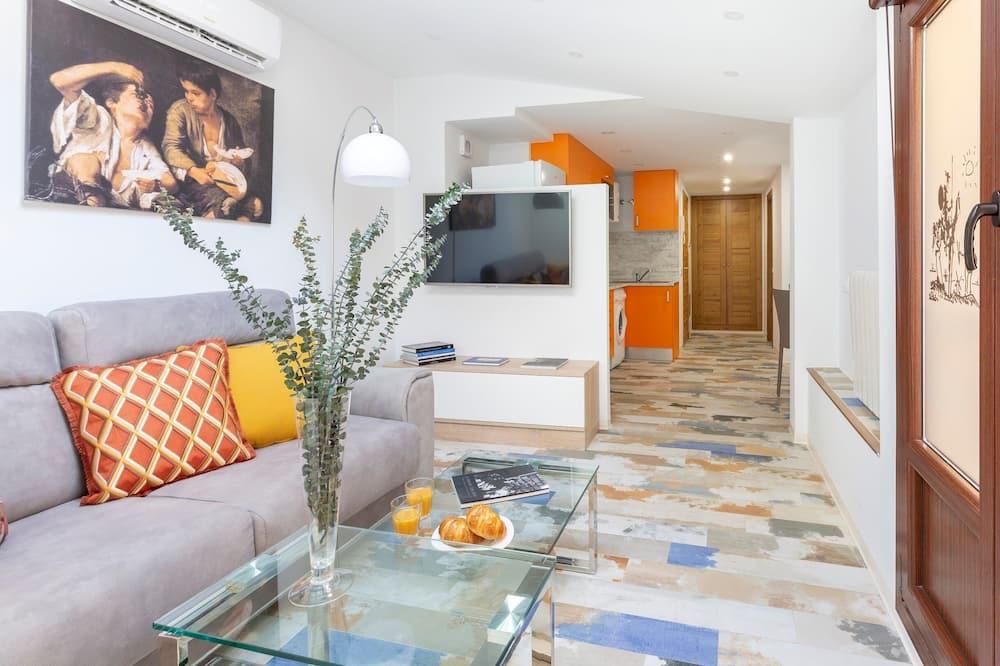 Apartment, 2 Bedrooms (Rinconete y Cortadillo) - Guest Room