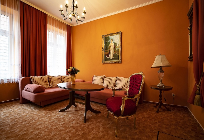 Pension am Dom, Schwerin, Lounge
