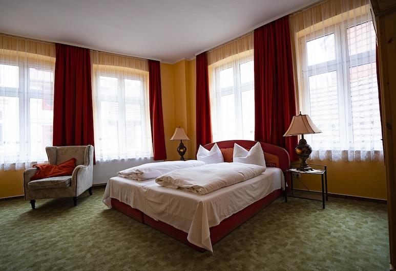 Pension am Dom, Schwerin, Suite estándar, baño privado, Habitación