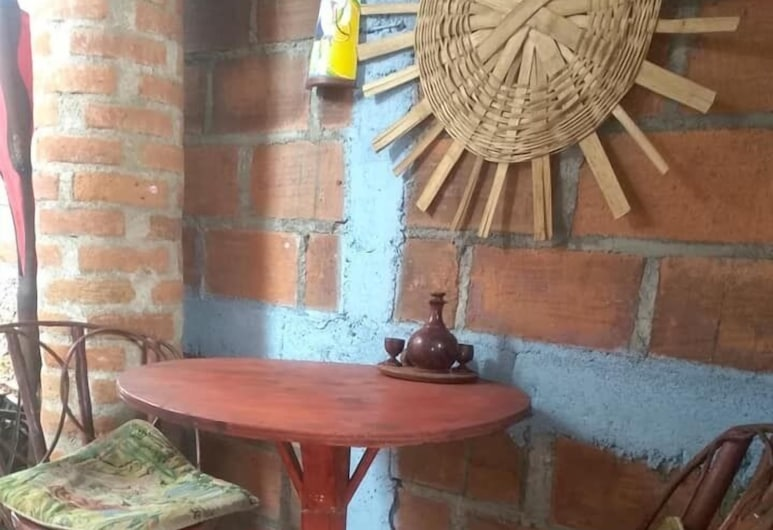 Casa La Nelita, Leon, Obývacie priestory