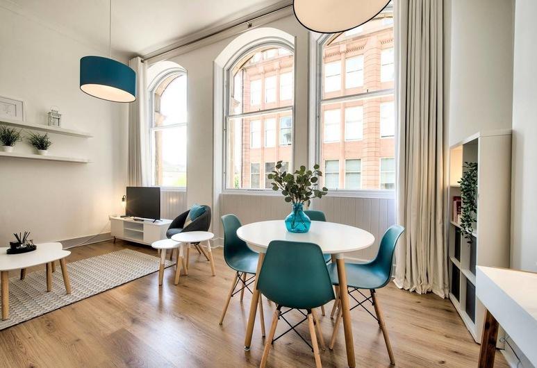 Trendy 1-bedroom Apt With Lift in Merchant City, Glasgow