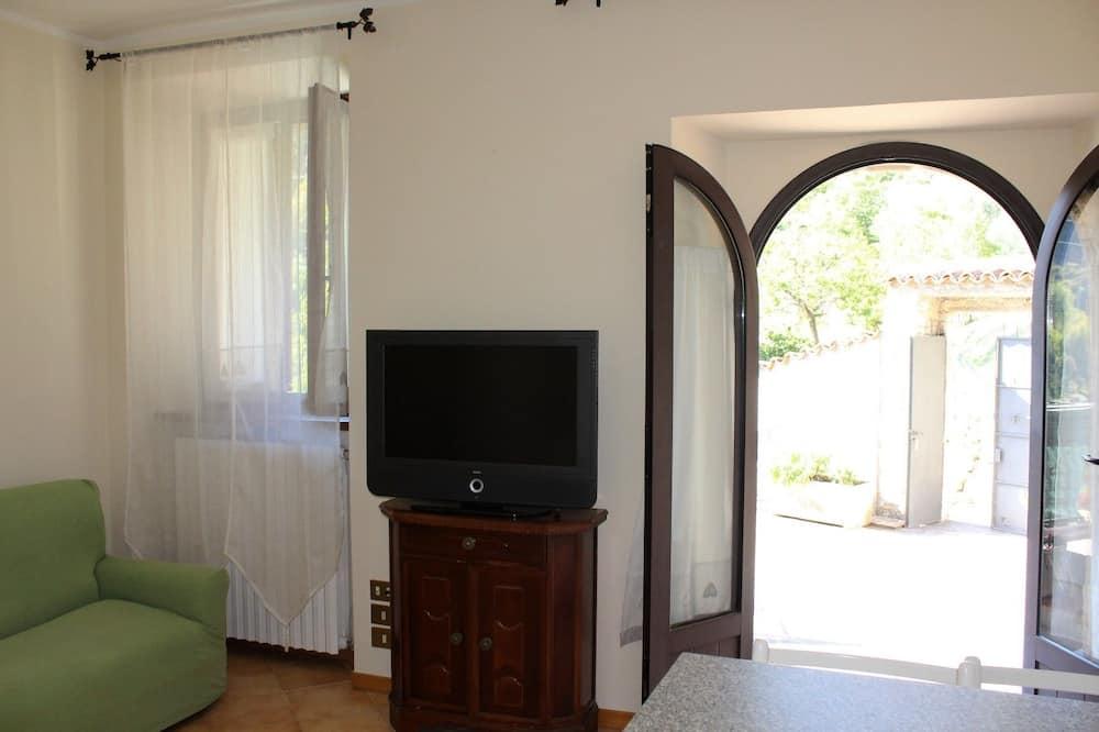 Departamento, 2 habitaciones - Televisión