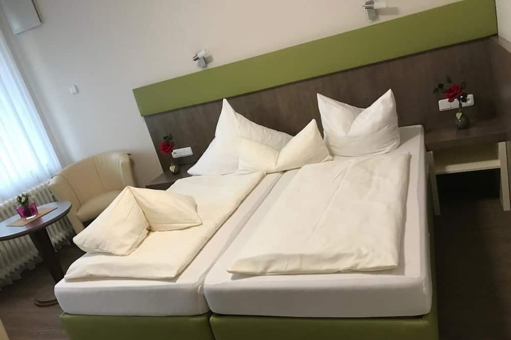 Двухместный номер «Классик» с 1 двуспальной кроватью - Номер