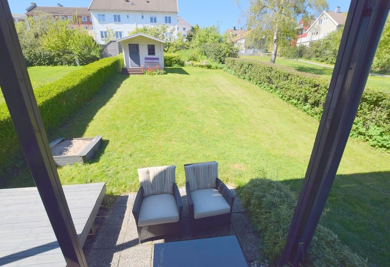 Solferie Apartment Odins Gate, Kristiansand, Terrasse/veranda