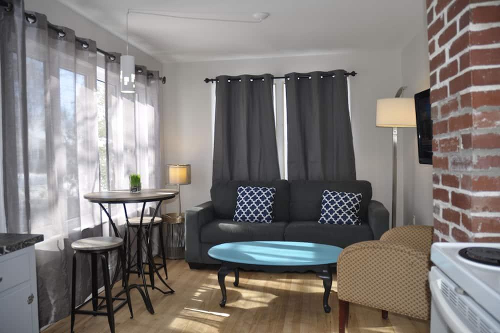 Apartament typu Signature, widok na ogród - Powierzchnia mieszkalna