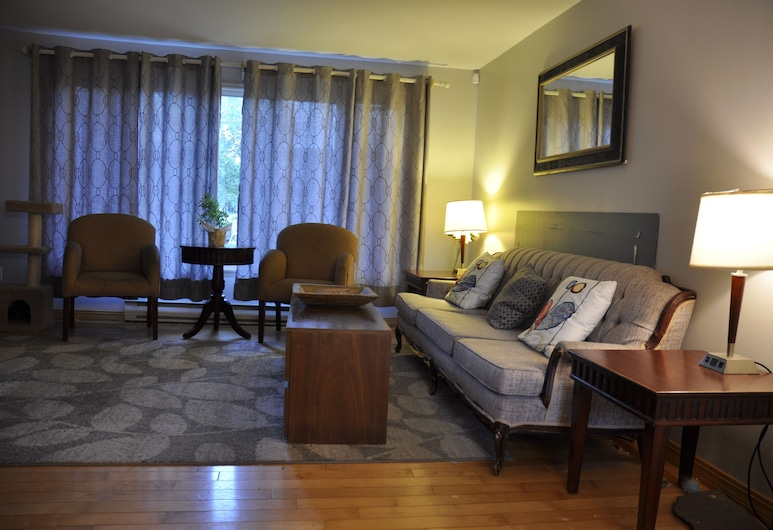 Moncton Suites on Gaston, Moncton, Apartemen Superior, Beberapa Tempat Tidur, Area Keluarga