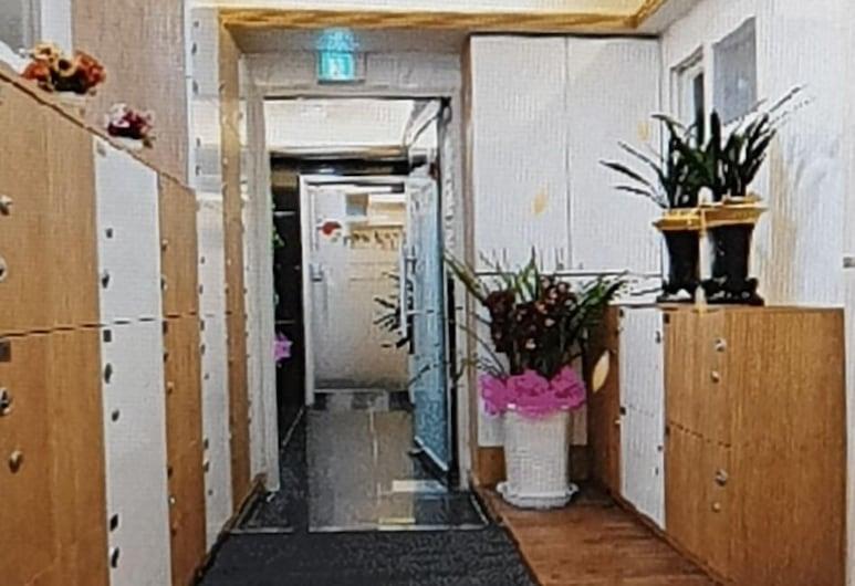 i 旅館, 首爾, 入口