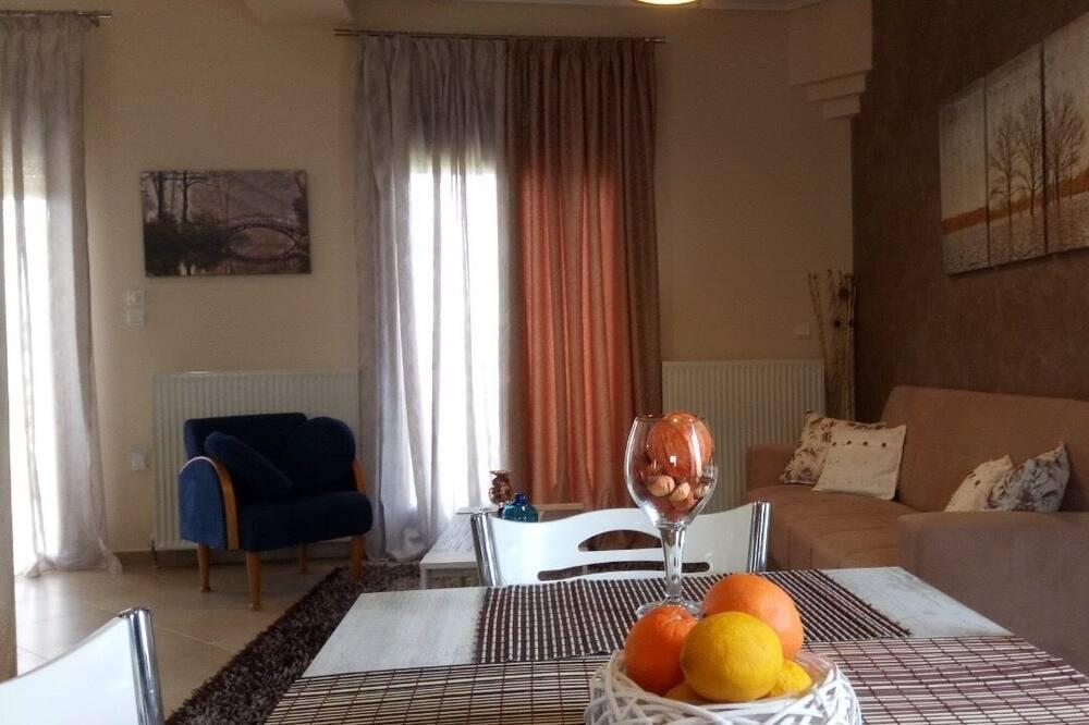 Biệt thự, 2 phòng ngủ - Ăn uống tại phòng