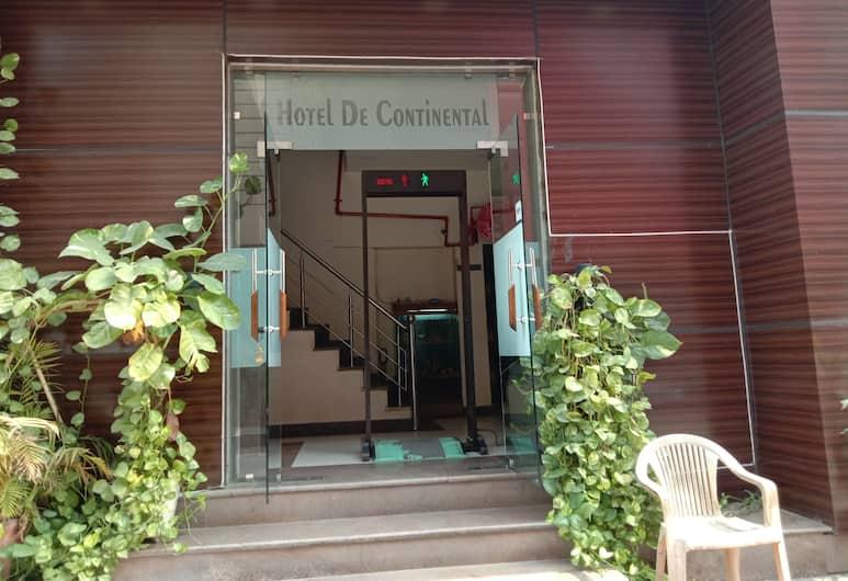 Hotel De Continental, New Delhi